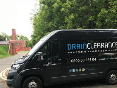 Drain Clearance Drainage Service Berkshire
