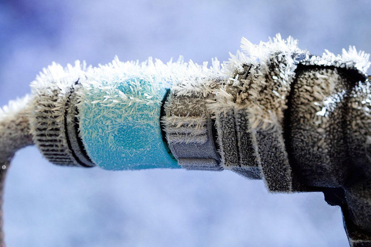 Preparing Your Pipes & Drains For The Winter