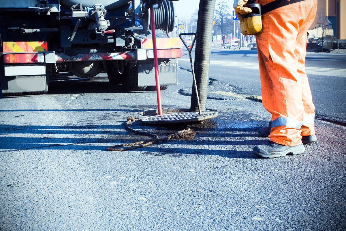 Replacing Your Drain Manhole Cover