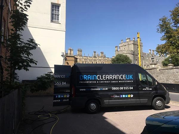 blocked drains ascot windsor & slough