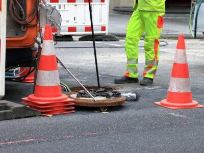 cctv blocked drain survey berkshire