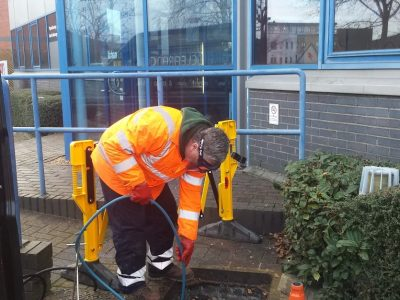 commercial drain servicing berkshire 02