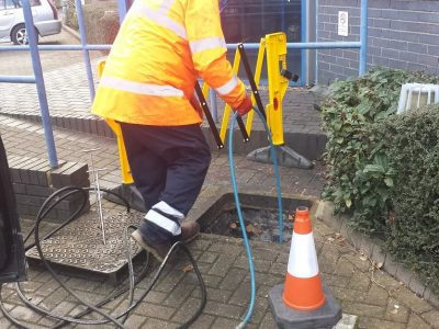 commercial drain servicing berkshire 03