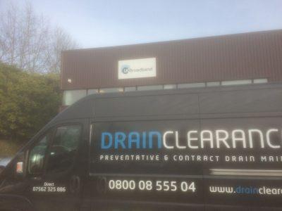 drain clearance uk