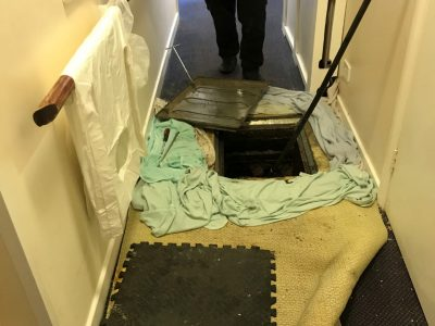 drainage issues emergency