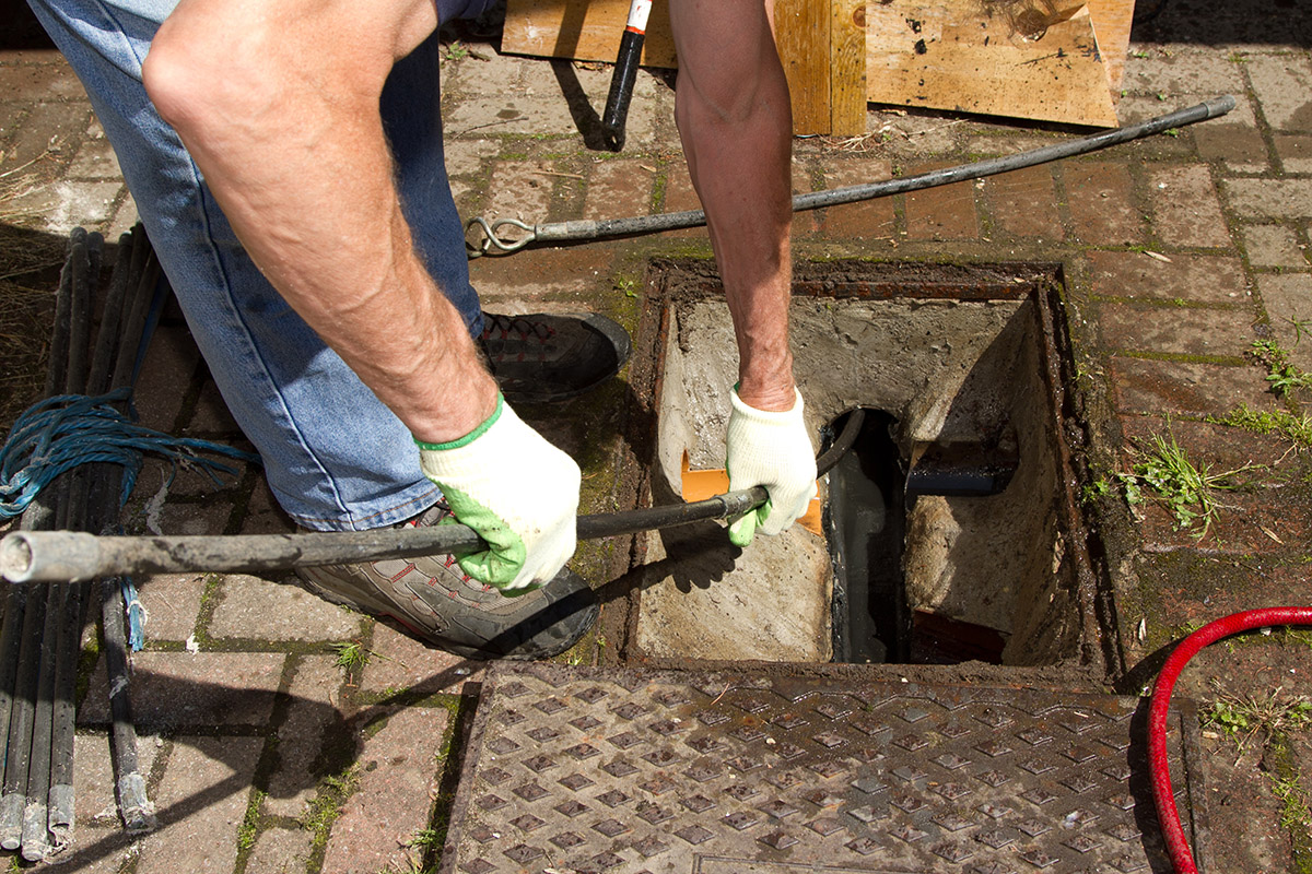 blocked drains reading