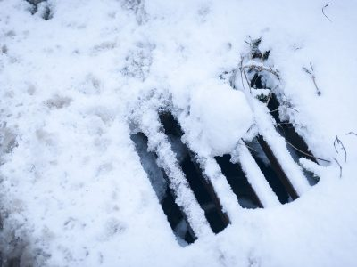 winter drain problems berkshire