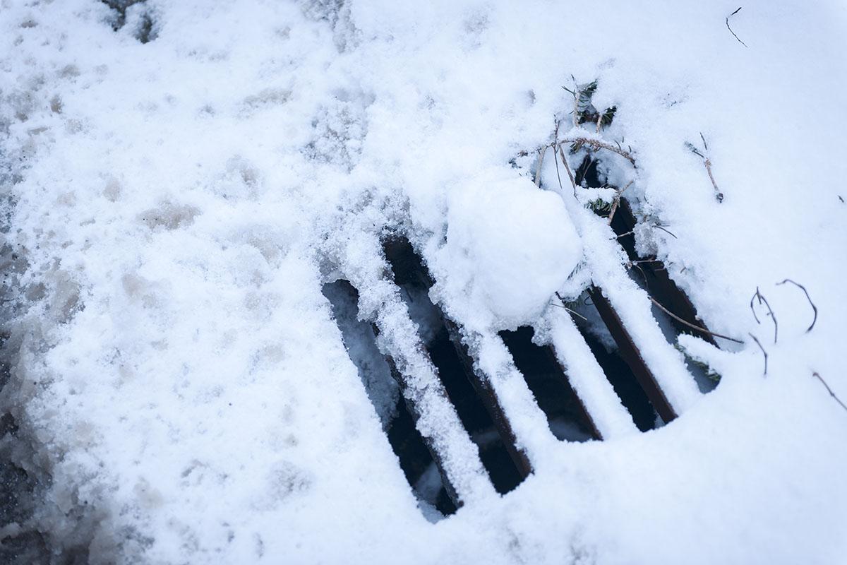 winter drain problems berkshire